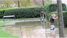 Bloxham Floods 2012