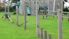 Sample of children's recreation equipment