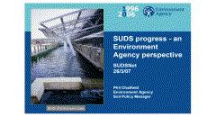 SUDS progress an E.A. perspective