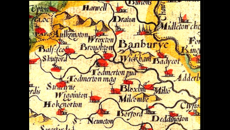 1610 Map by Hole based on Saxton