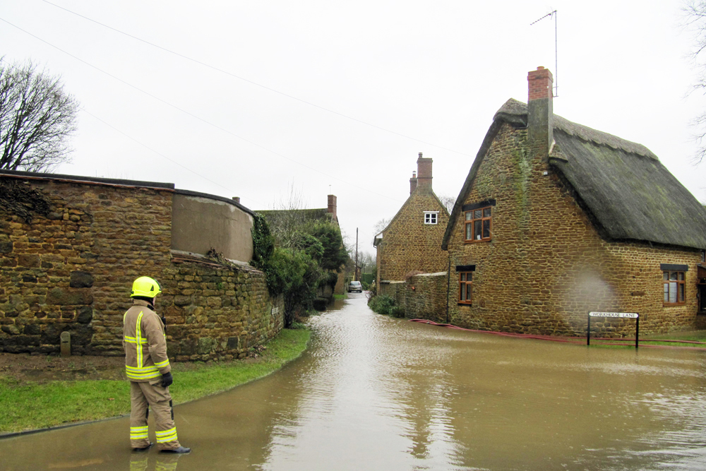 Bloxham Floods yet again – March 2016